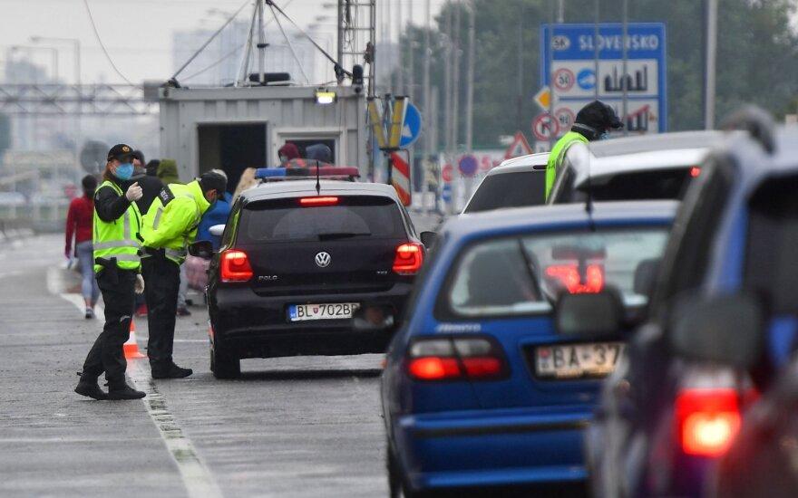 Slovakija atveria sienas lietuviams