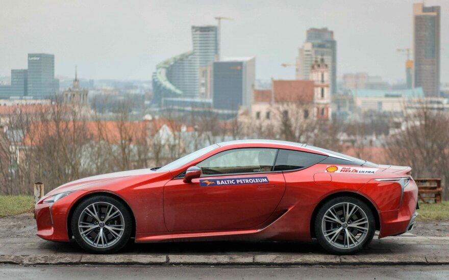 """Lexus LC500"""