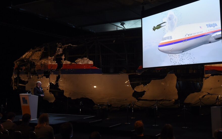 Malaizija nemano, kad Rusija susijusi su MH17 lainerio numušimu