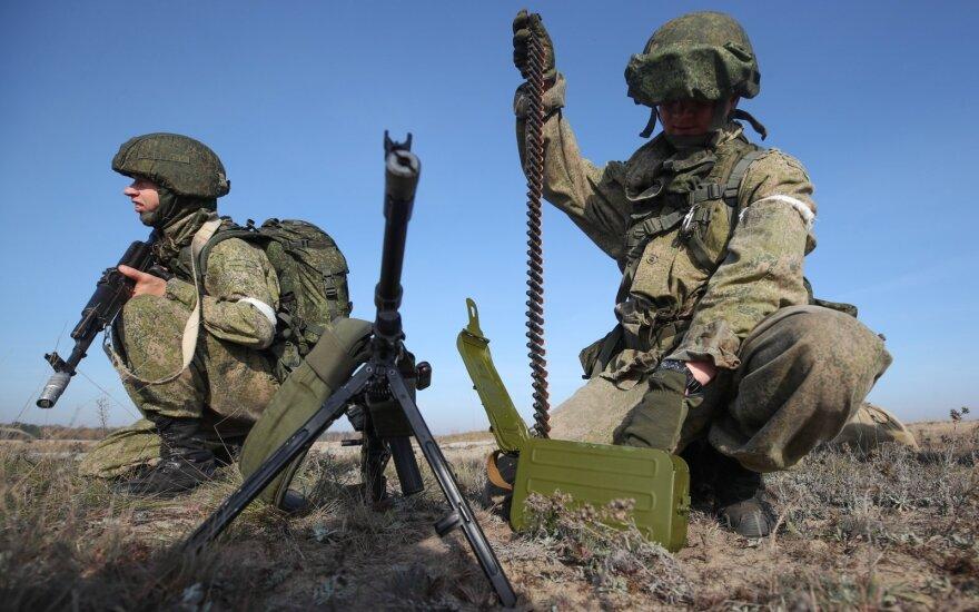Baltijos valstybėms apginti prireiktų kruvinos kampanijos: trys scenarijai