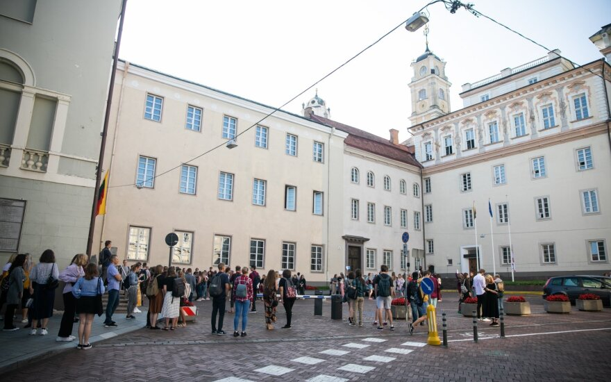 5 businessmen and companies get patron names from Vilnius municipality