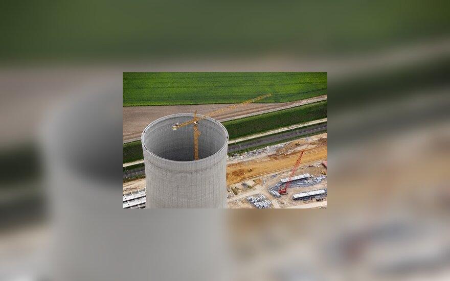 Trečdalį naujos AE statybos darbų planuoja Lietuvos įmonėms