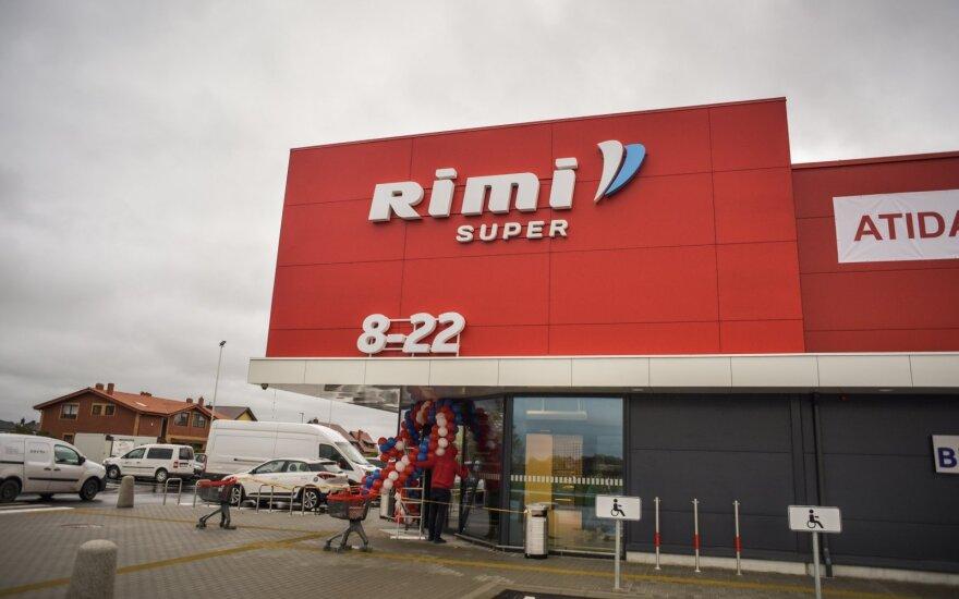 """Rimi"" plėtros strateginė kryptis – ""express"" formato parduotuvės"