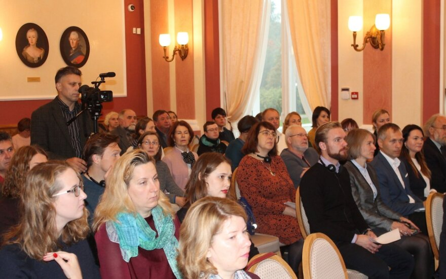 Plungėje vyko tarptautinė konferencija dėl istorinių parkų