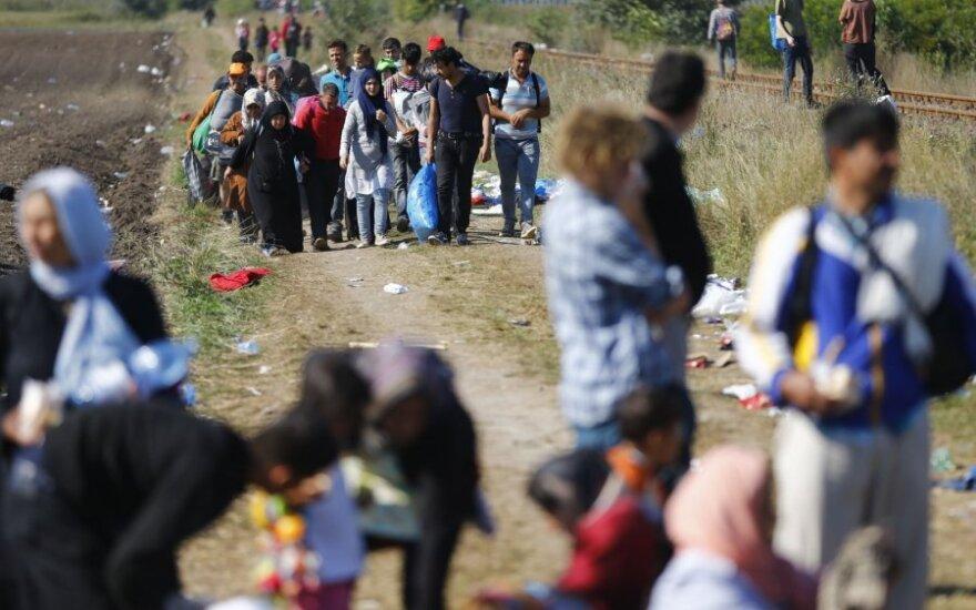 R. Dargis apie pabėgėlius: mums žmonių reikės kaip vandens