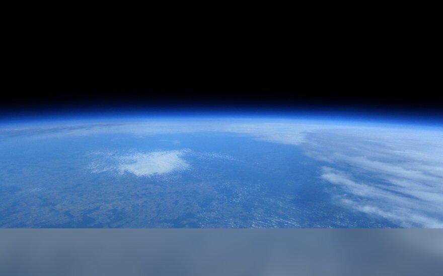 Lietuva iš artimojo kosmoso