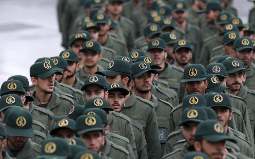 Irano pajėgos