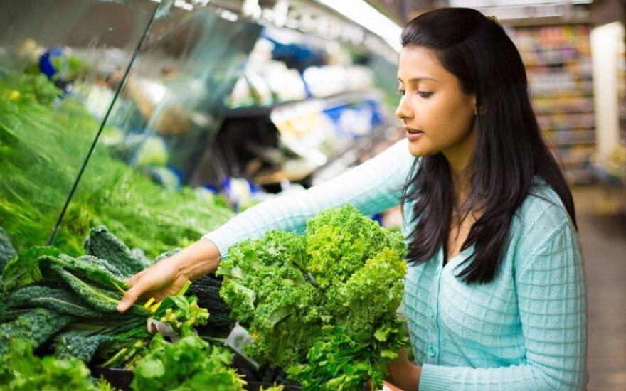Dietologė: kodėl madingomis dietomis aklai pasikliauti nederėtų