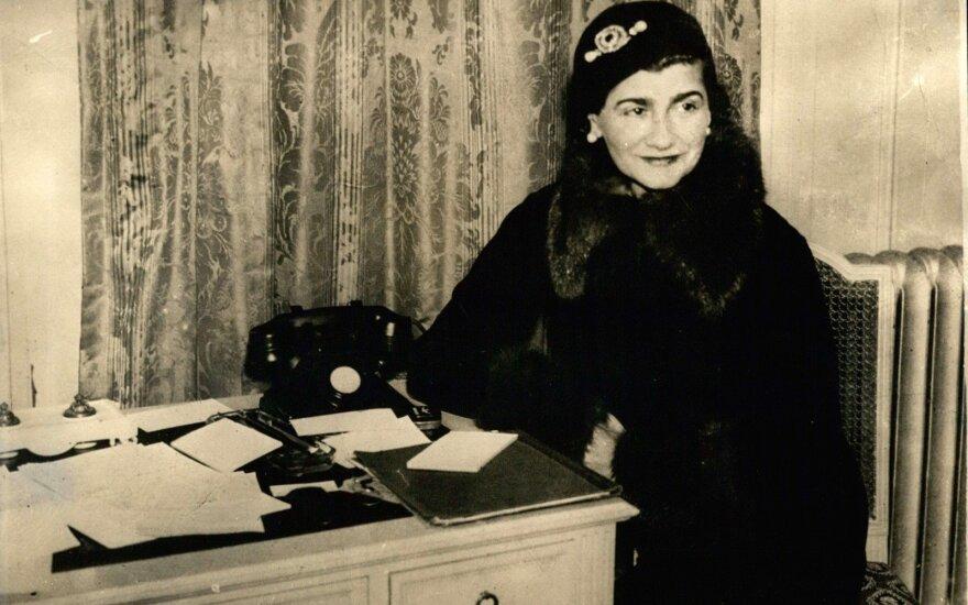 Geriausios Coco Chanel citatos apie madą ir gyvenimą