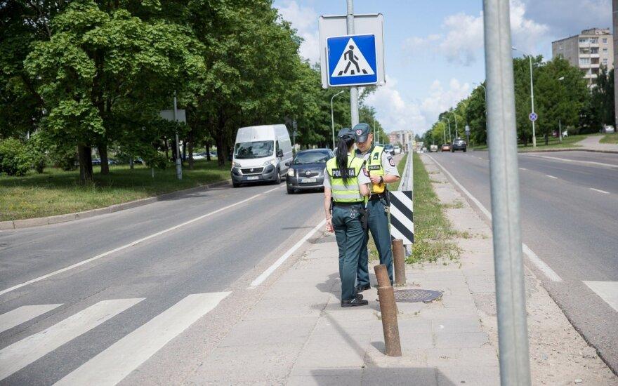 Vilniuje, perėjoje, pėsčiajam sulaužyta kaukolė