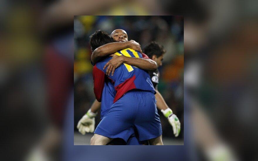 """Dar viena """"Barcelona"""" klubo pergalė"""