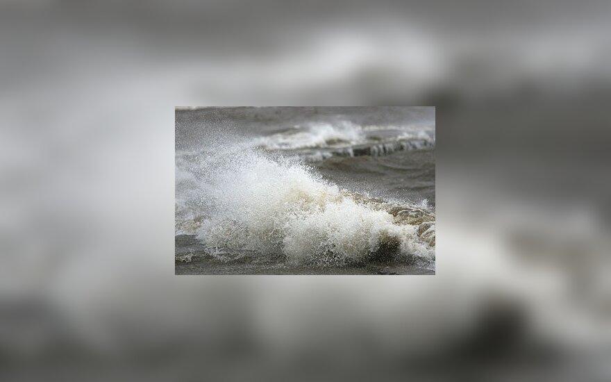 Beringo jūros regioną supurtė 6,3 balo žemės drebėjimas