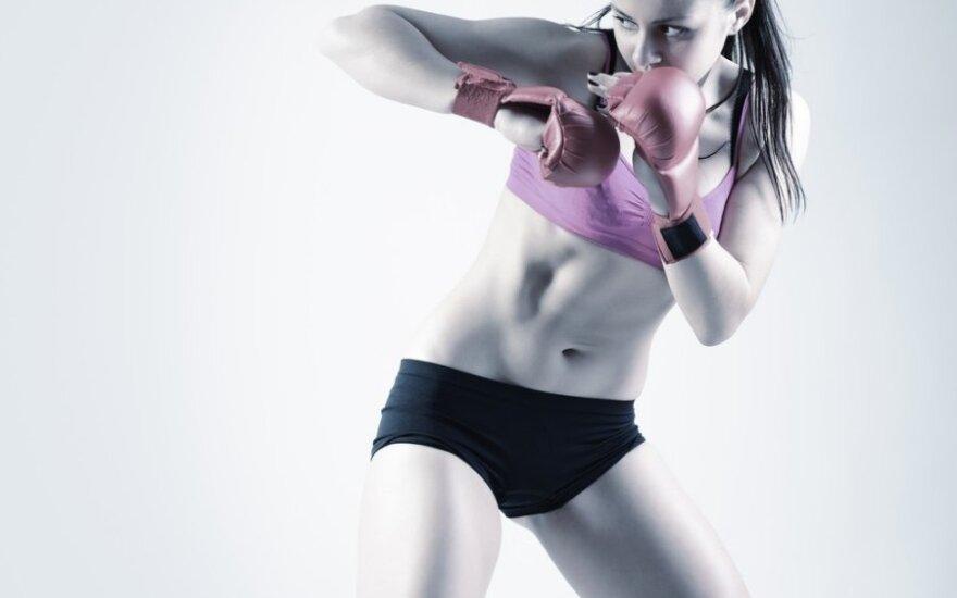 """""""Judam kartu"""" pristato: treniruotė, kurioje sudeginsite maksimalų kalorijų skaičių"""