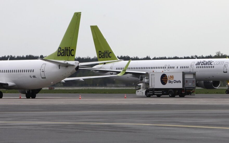 AirBaltic opens five new routes from Vilnius