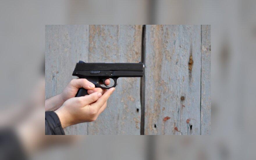 Meksikos šiaurėje nušauti 16 žmonių