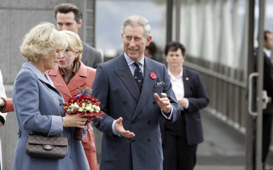 Princas Charlesas, Camilla Parker