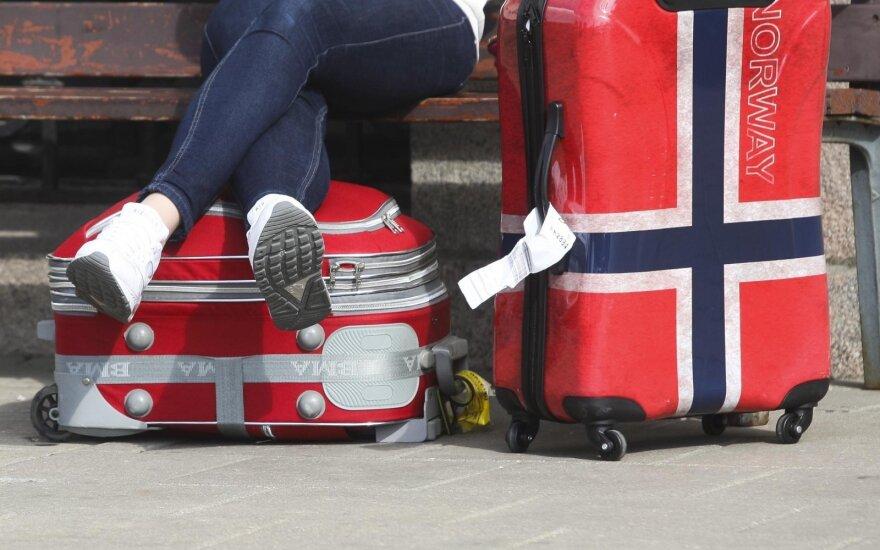 8 patarimai, kaip nepamesti bagažo keliaujant