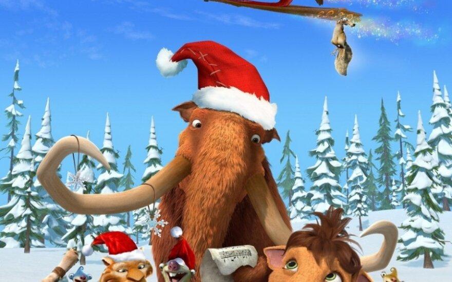 """Filmukas """"Ledynmetis. Mamuto Kalėdos"""""""