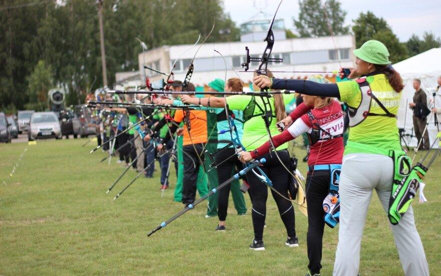 Lietuvos šaudymo iš lanko čempionatas