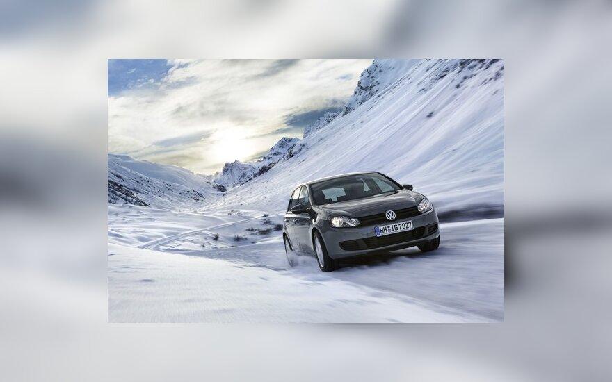 """Nauja žieminė """"Goodyear"""" padanga – Šiaurės Europos šalių rinkoms"""