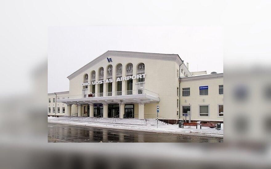 Vilniuje planuojama reguliuoti oro uosto taksi kainas