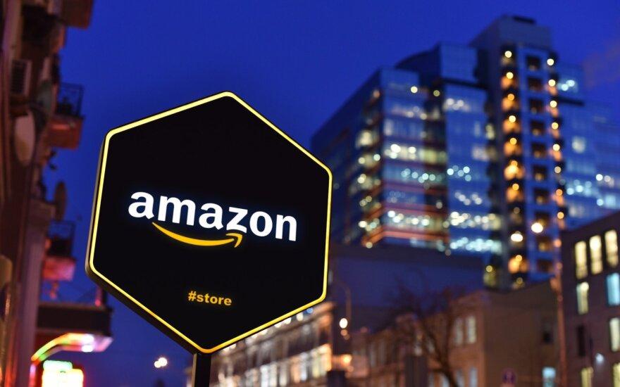 """""""Amazon"""" darbuotojai Ispanijoje pradėjo streiką prieš pat Tris Karalius"""