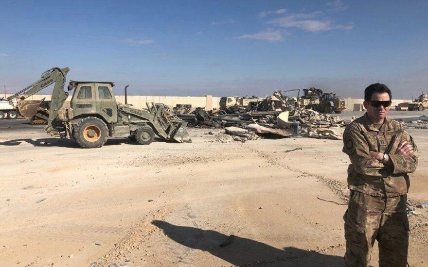 Žiniasklaida: JAV atnaujino bendras karines operacijas su Iraku