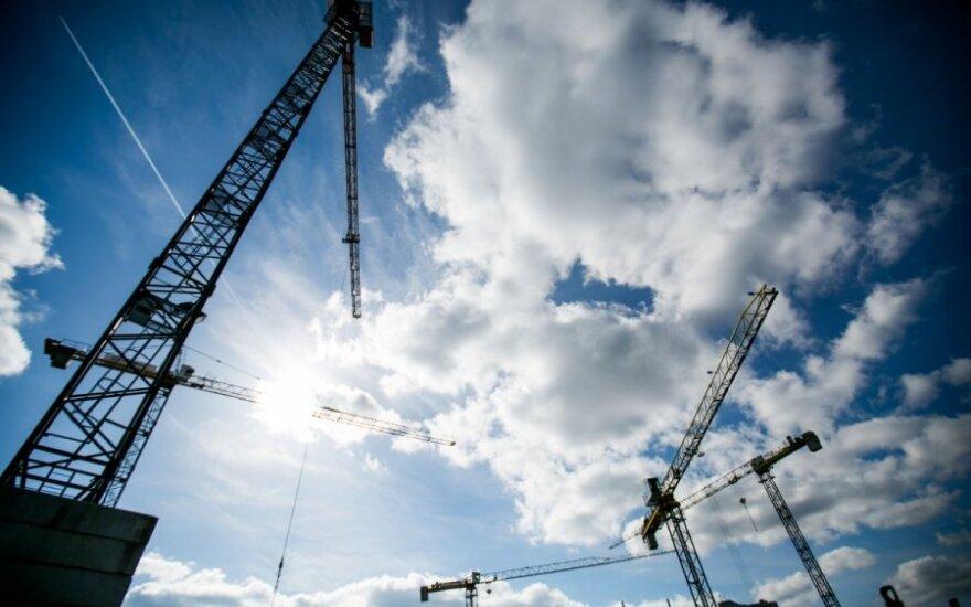 Vilniuje – trijų naujų daugiabučių statybos
