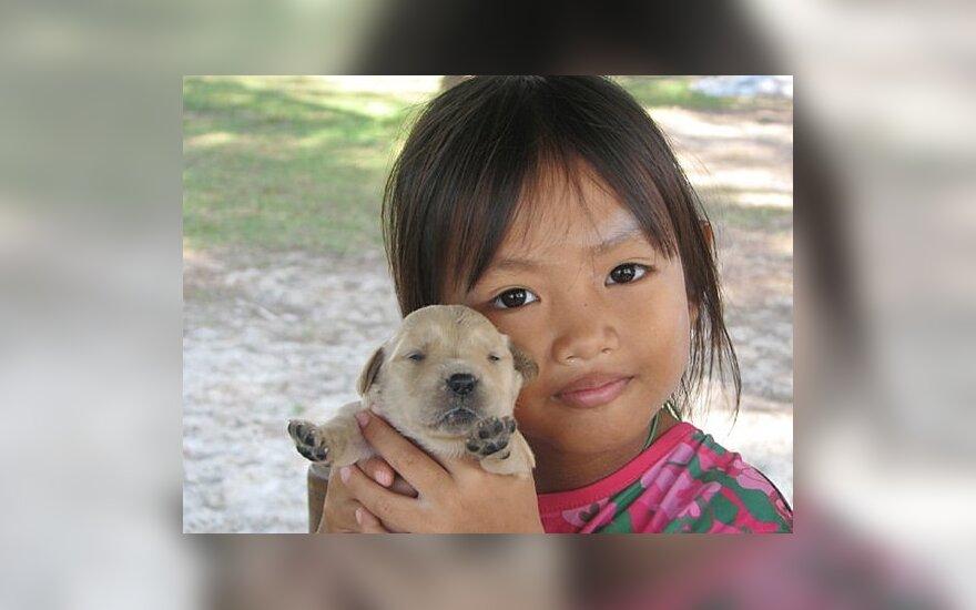 Laoso šunys