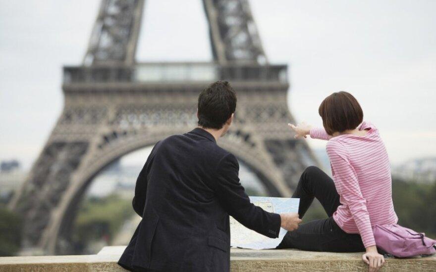 Klausimai, kurių niekada neužduokite Paryžiuje
