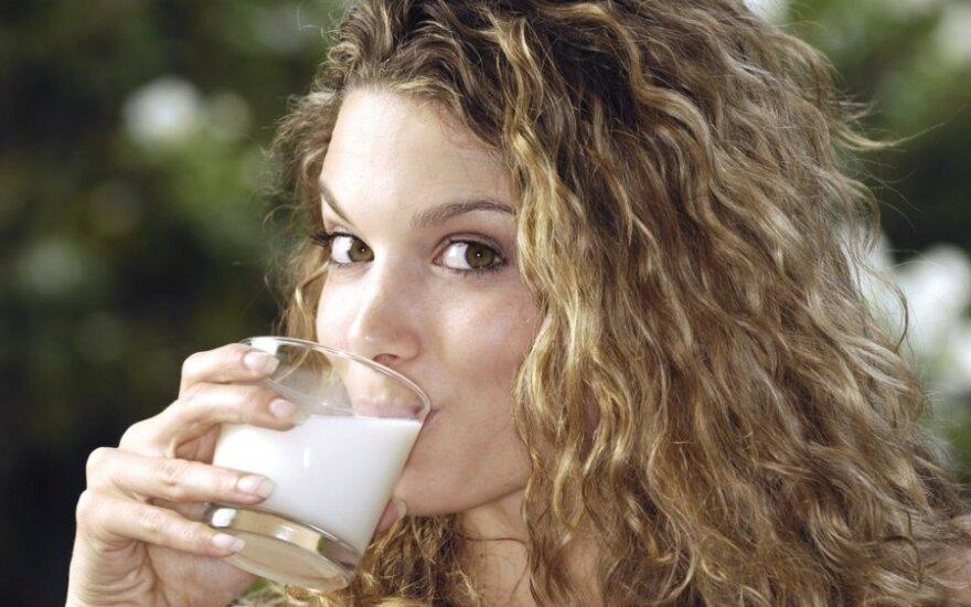 Pienas: gerti ar negerti?