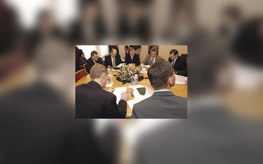 Seimo laikinoji tyrimo komisija dėl galimų grėsmių nacionaliniam saugumui