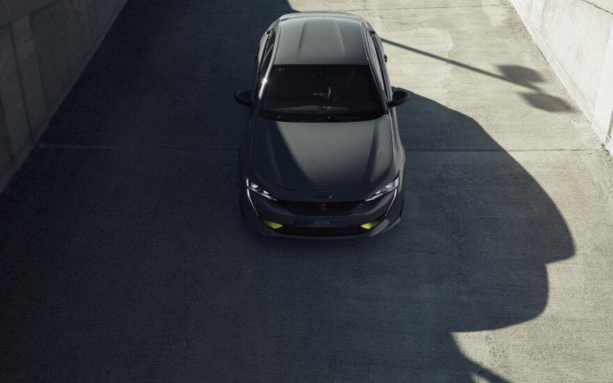"""""""Peugeot Sport Engineered 508"""""""