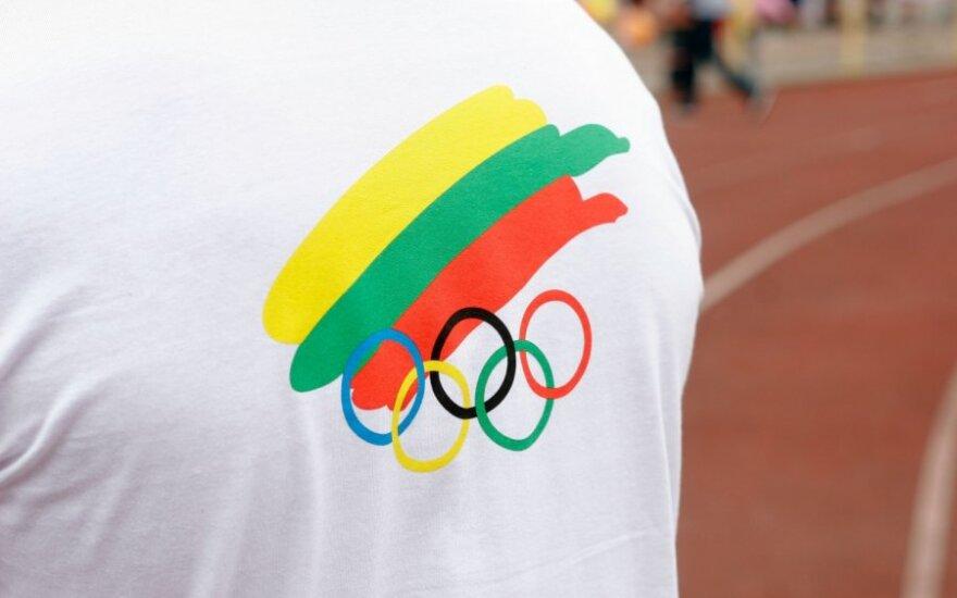Į olimpinį festivalį vyks 51 Lietuvos sportininkas