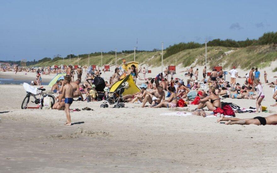 Moterų paplūdimyje vėl siautėjo agresyvus barzdočius