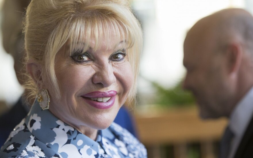 Pirmoji D. Trumpo žmona nebenori tapti JAV ambasadore Čekijoje