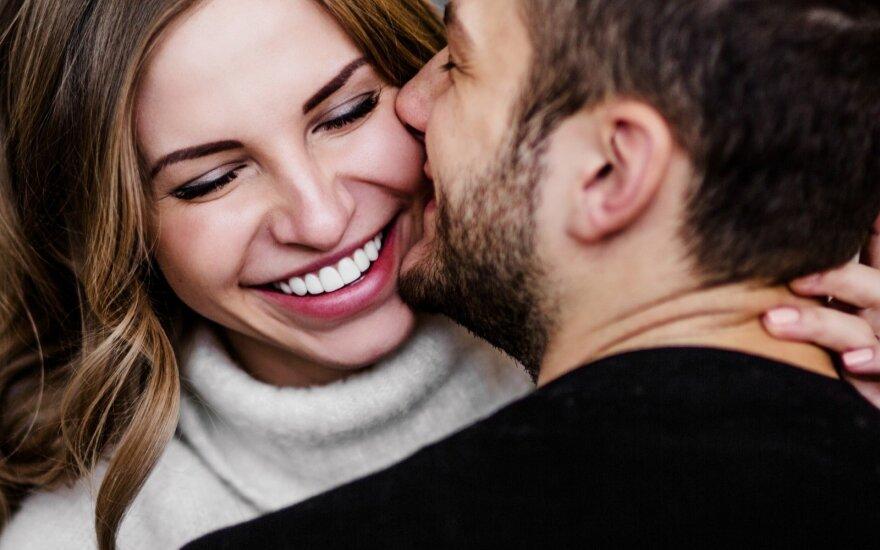 Kur slypi priežastys, kodėl renkamės vieną ar kitą partnerį