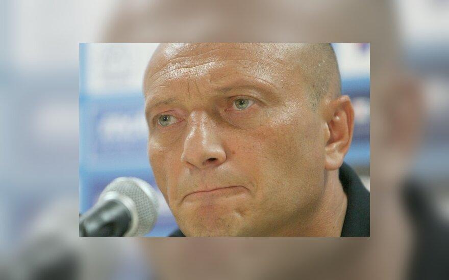 """R.Butauto treniruojamas """"Doneck"""" klubas patyrė triuškinančią nesėkmę"""