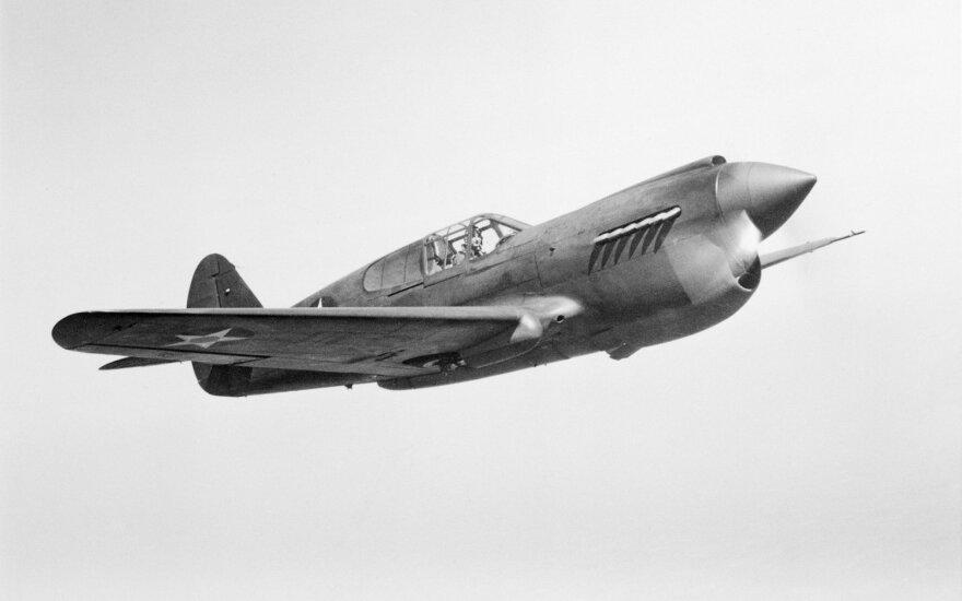 """Curtiss P-40 Tomahawk"""