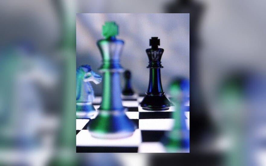 Europos moterų šachmatų čempionate D.Daulytė pralaimėjo