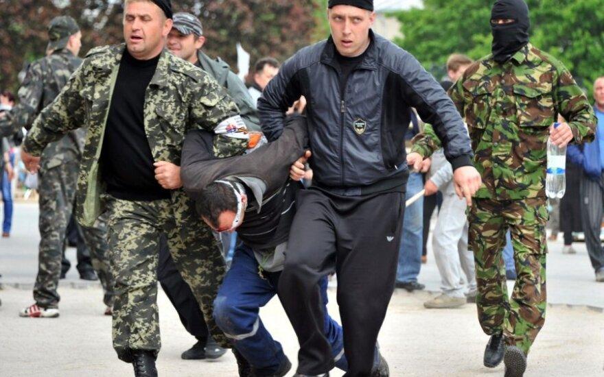 Įvardijo lemiamą veiksnį sprendžiant krizę Ukrainoje