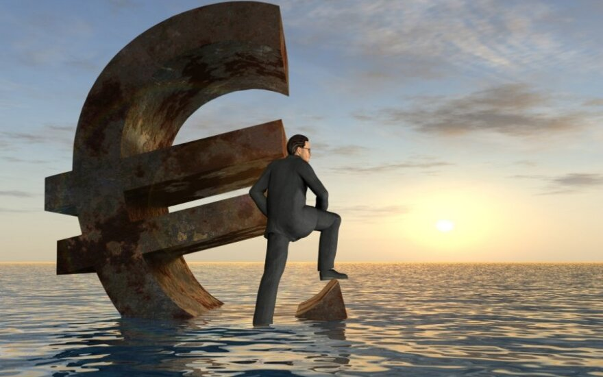 Į bėdą patekę bankai – nebe mokesčių mokėtojų galvos skausmas