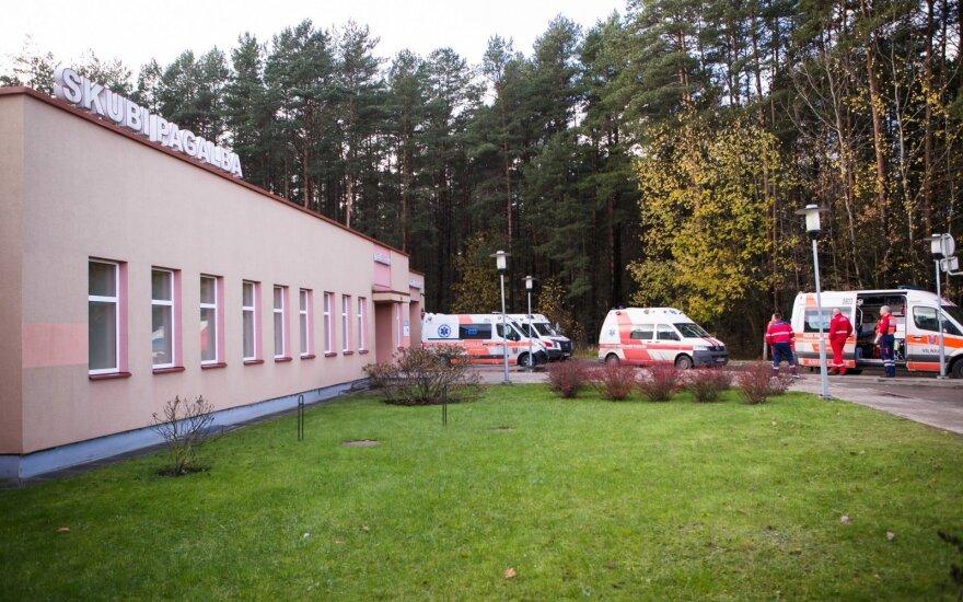 Į Vilniaus ligoninę paguldyta nepilnametė: pranešama apie durtines žaizdas