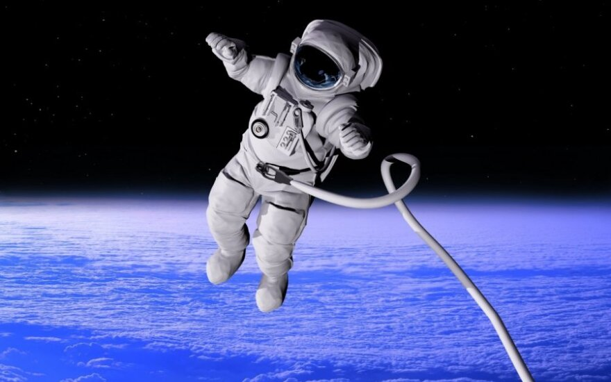 Lietuviai-astronautai – jau netolimoje ateityje