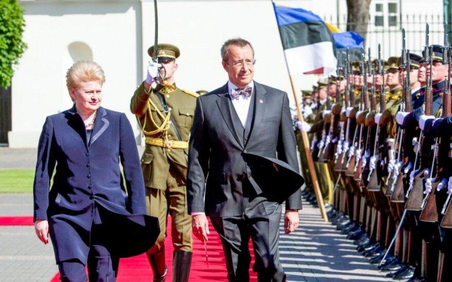 Estijos prezidentas apie VAE: laukiame pasiūlymo