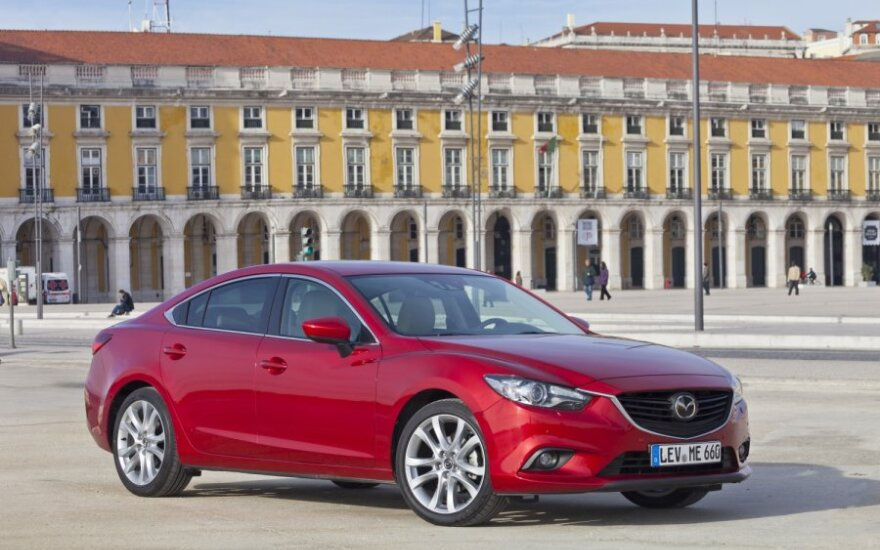 Mazda6 sedanas