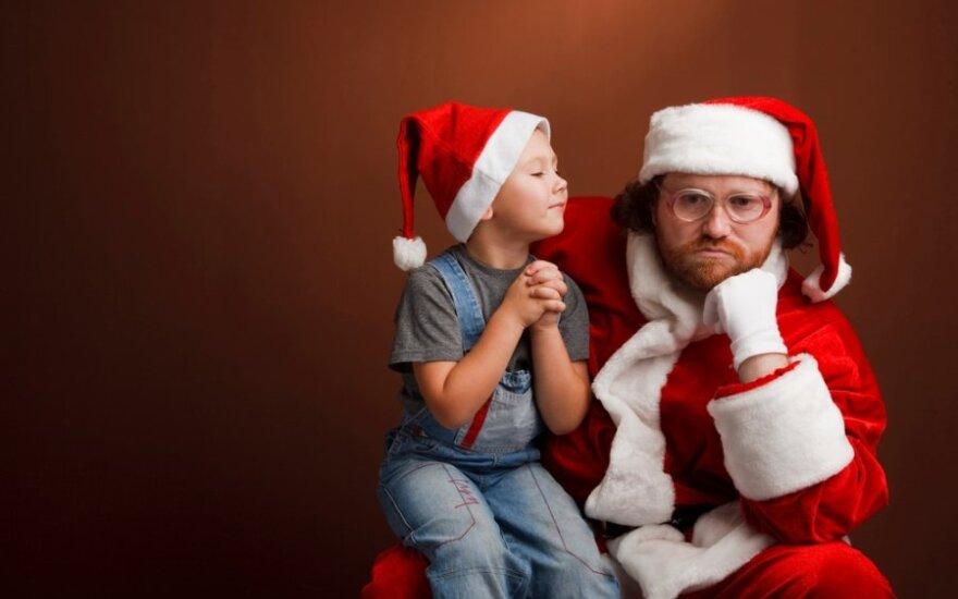 Mintys apie kalėdines išlaidas gali sukelti tikrą skausmą
