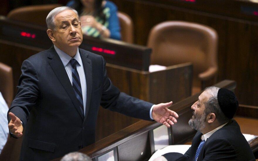 Izraelis išsiuntė iš šalies turkų konsulą Jeruzalėje
