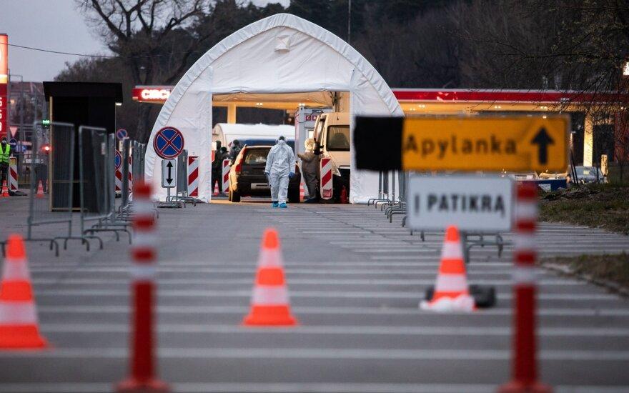 Rekordinis šuolis: per parą Lietuvoje – 90 naujų koronaviruso atvejų