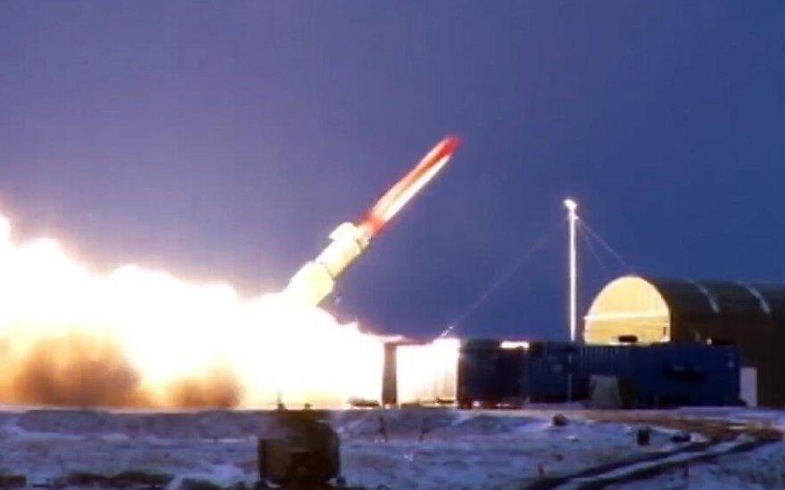 Iš miglotų užuominų išryškėjo antroji Putino išgirtos raketos nesėkmė